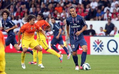 Psg-Barcellona 2-2 highlights
