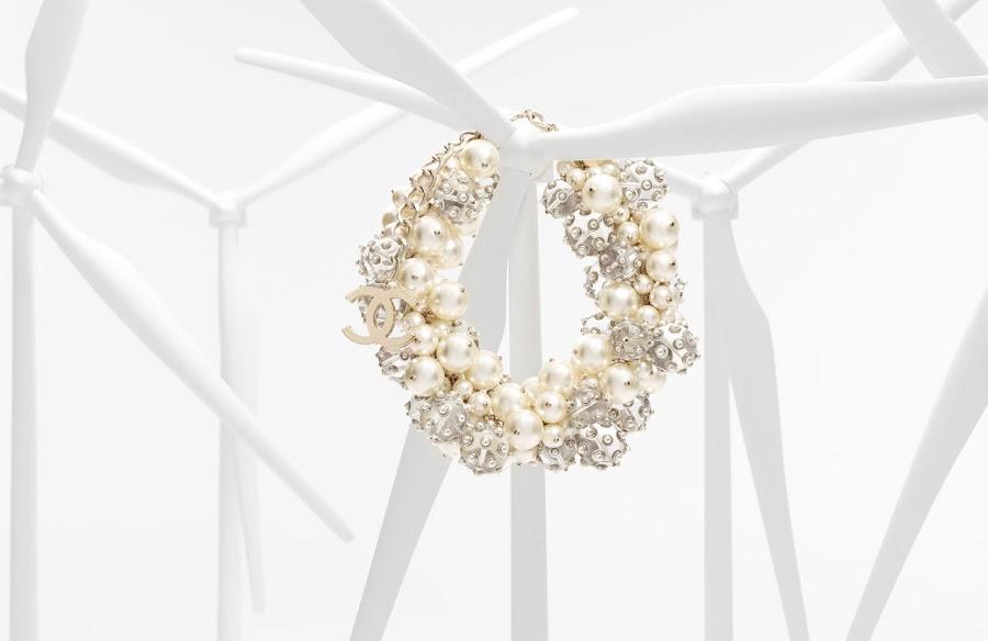 DIY Collar de perlas inspiración Chanel