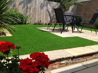 HT Indulgence artificial grass installation