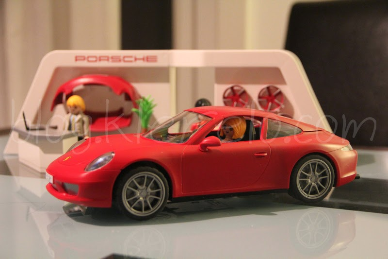playmobil porsche 911 carrera s 3911 klerelo. Black Bedroom Furniture Sets. Home Design Ideas