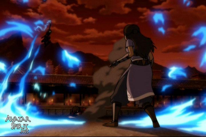 avatar la leyenda de aang: zuko vs azula