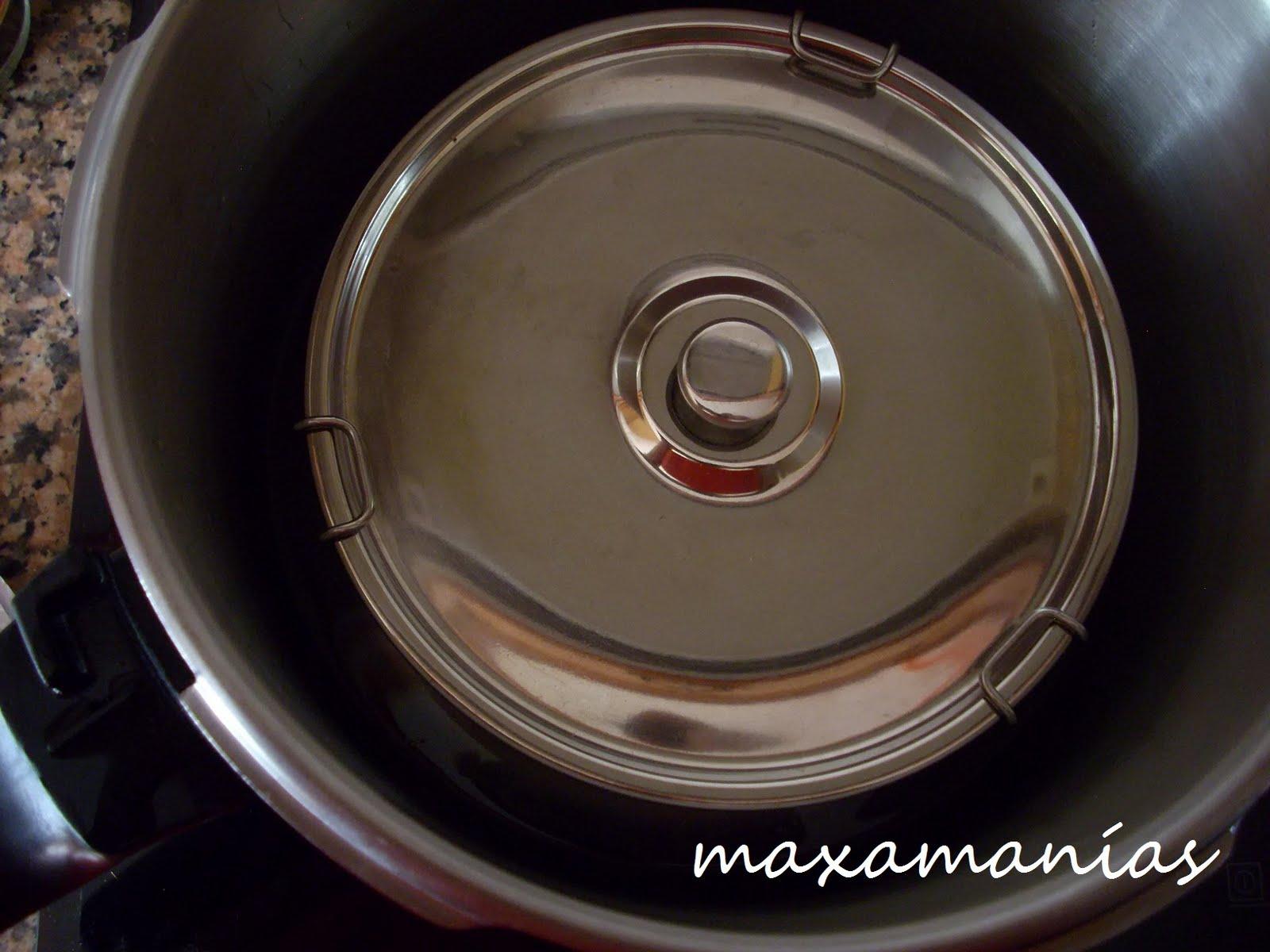 Flan Al Baño Maria En Olla | Maxamanias Flan De Chocolate Y Cafe