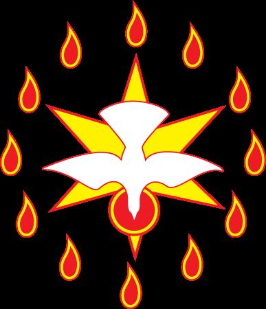 errantem animum: Happy Pentecost
