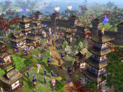Screenshoot 1 - Age of Empires III : The Asian Dynasties | www.wizyuloverz.com