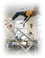 Evitar acidentes no telhado
