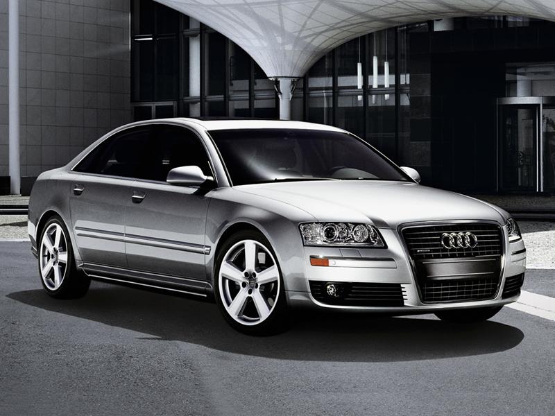 Sports Cars Audi A6 Avant