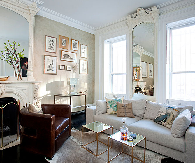 A couture life the brooklyn home company for Living room brooklyn