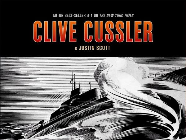 Resenha  - O espião - Clive Cussler e Justin Scott