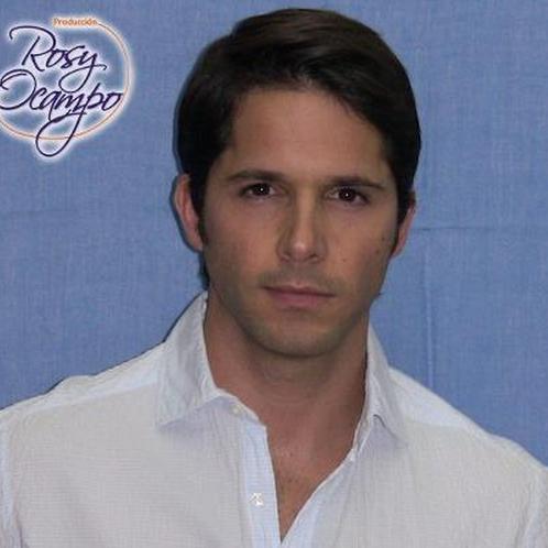 Alex Speitzer hermano de David Zepeda en telenovela