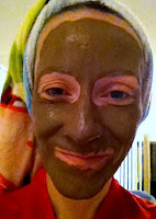 Chocolate Face Masque