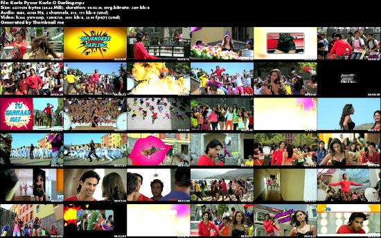 O Darling - Karle Pyaar Karle (2014) Full Music Video Song Free Download And Watch Online at worldfree4u.com