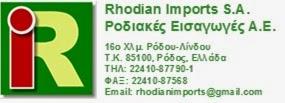 Rhodian Imports SA