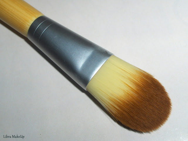 ecotools foundation brush, ecotools brush, fondöten fırçası,