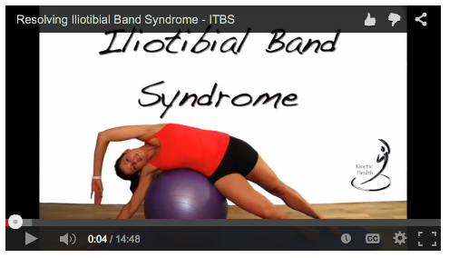 Check out our IT Band - Youtube Video