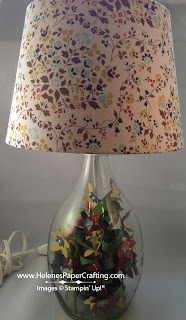 Comfort Cafe Fabric Lamp Shade