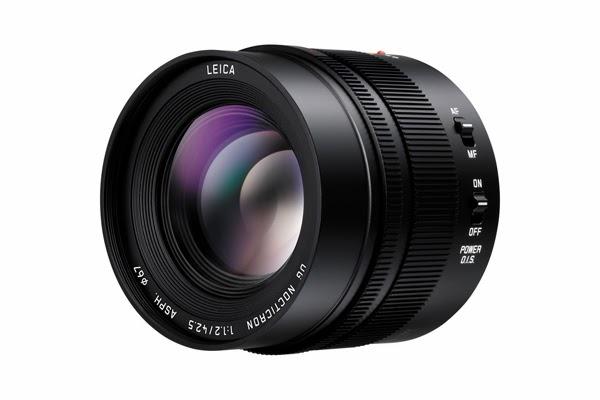 Fotografia del Panasonic Leica Nocticron 42,5mm F1.2