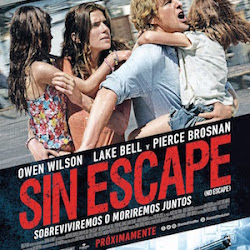 Poster No Escape 2015