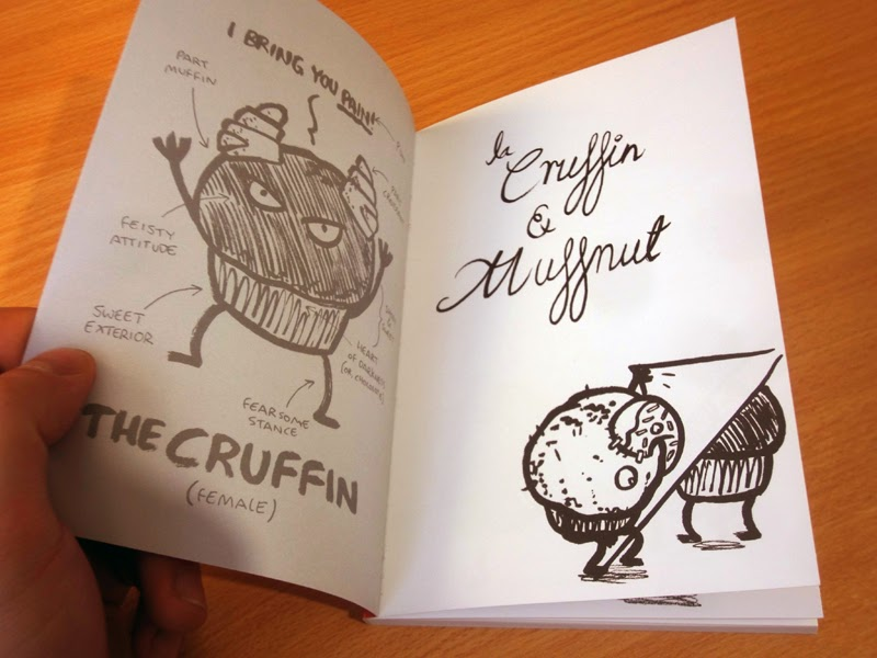Photo of product the Cruffin and Muffnut by Alex Hahn