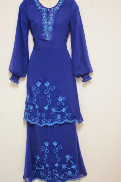 Foto Model Baju Kebaya Chiffon