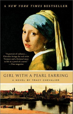 My Girl of the with the Pearl Earring Painting