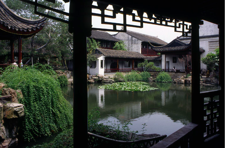 Gardens of china talk the illusion of space on garden for Garden design history