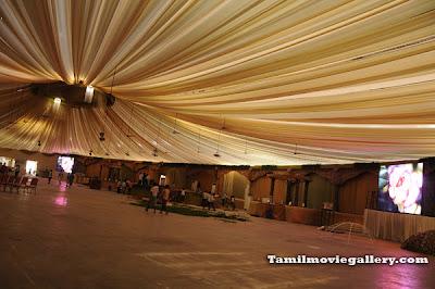 Wedding Hall Photos on Karthi Marriage Hall Photos Kalyana Mandapam Set Stills At Codissia