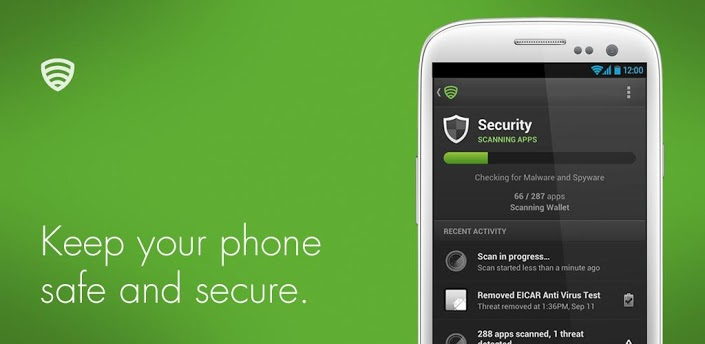 Lookout Security App