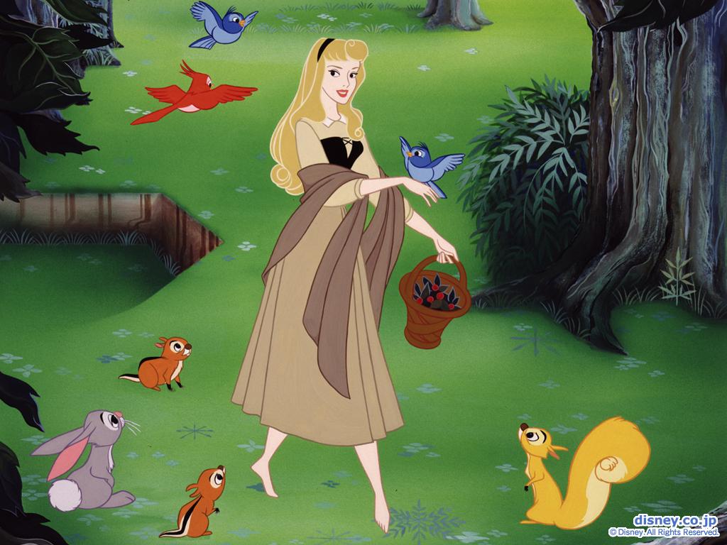 Barefoot in arizona is disney secretly pro barefoot - La belle princesse ...