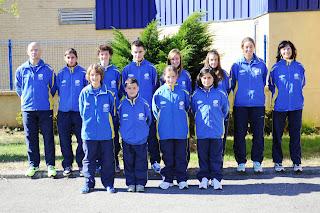 Selección asturiana - Torneo Interterritorial 2013