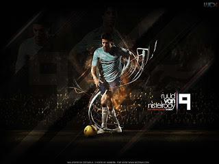Ruud van Nistelrooy Wallpaper