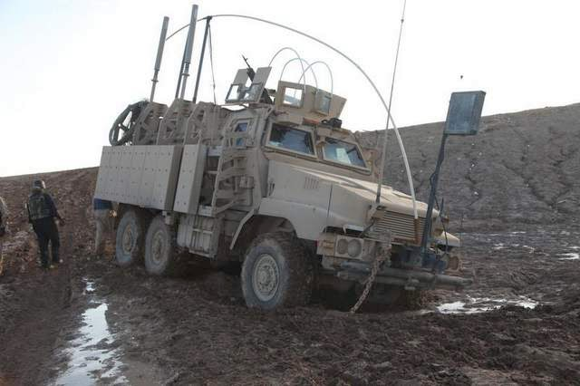Military News - Dunford: U.S. will not give Pakistan MRAPs from Afghanistan