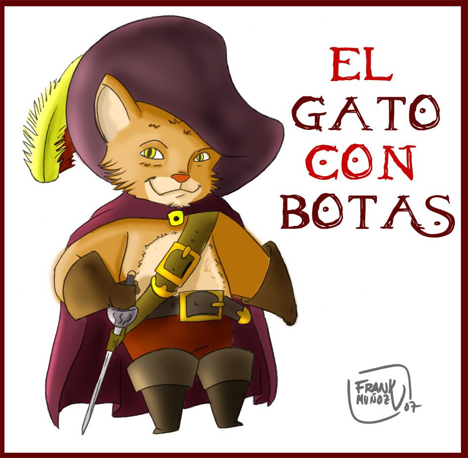 w gato bota: