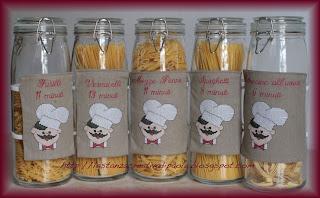 La stanza creativa di paola vasi ermetici in vetro per la for Vasi ermetici vetro