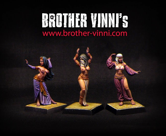 Novedades de Brother Vinni: Arabian Dancers