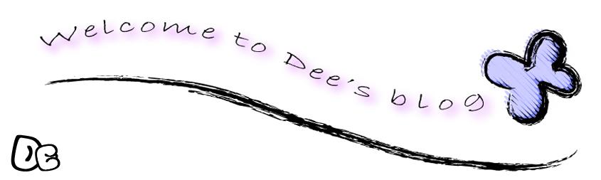 dee's blog