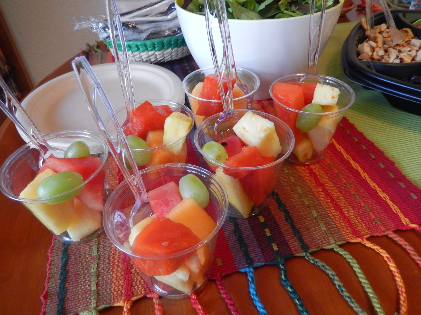 Mexican%2BFiesta%2BMeeting%2BLuncheon%2BBrunch%2BCinco%2Bde%2BMayo%2BEggface%2BFruit%2BSalad Weight Loss Recipes Healthy Meetings (or Parties) Made Easy