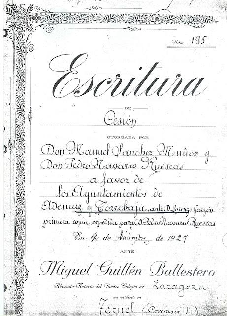 escritura-dehesa-terreros-ademuz-torrebaja-valencia