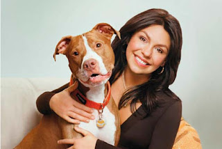 Rachael Ray and boo