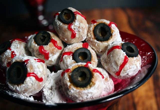 halloween party dessert idea