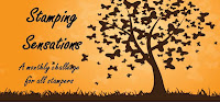 Stamping Sensations Challenge Blog