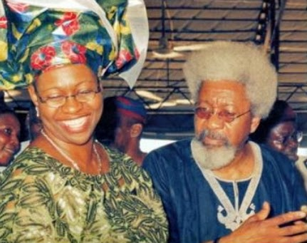 wole soyinka daughter photos