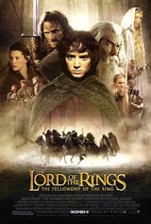 El señor de los anillos. La comunidad del anillo. (The Lord of the Rings: The Fellowship of the Ring.)