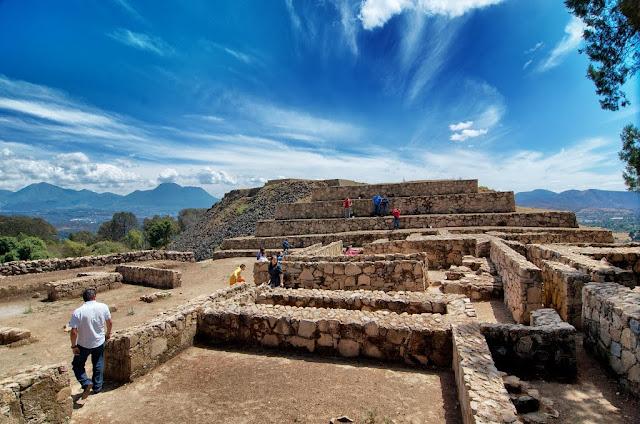 Zona Arqueológica los Alzati