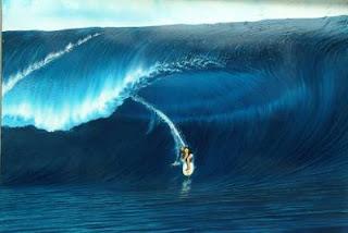 Bagi Surfer Pantai Plengkung adalah Surga