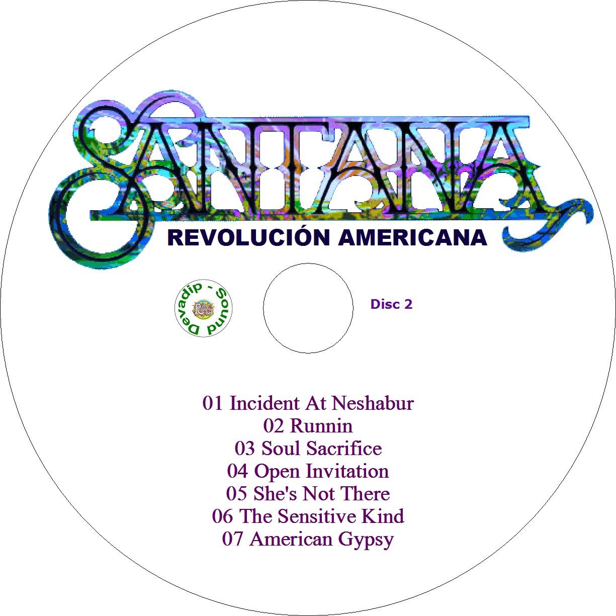 Carlos Santana Soundboard