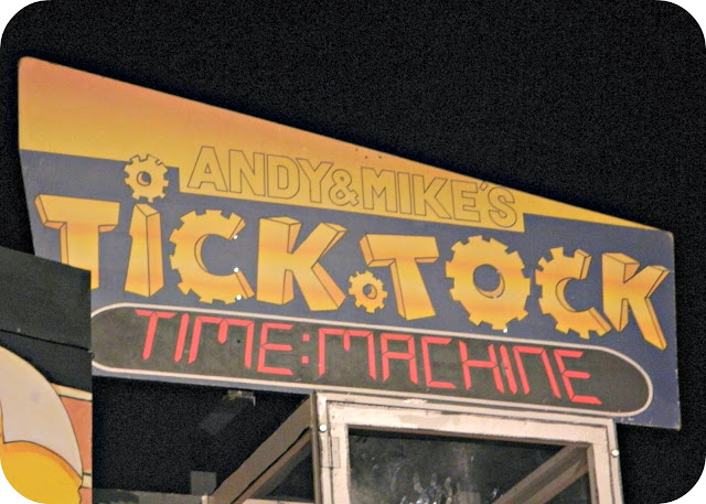 Andy & Mike's Tick Tock Time Machine