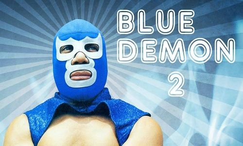 Ver Blue Demon 2da temporada capítulos