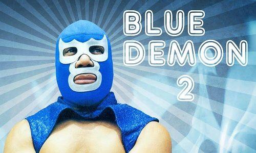Ver Blue Demon 2da temporada capítulos