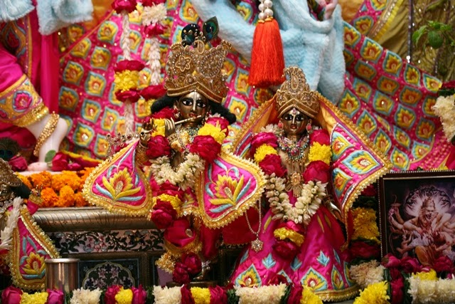 Sri Sri Radha Vrindavana Chandra - Mulavars