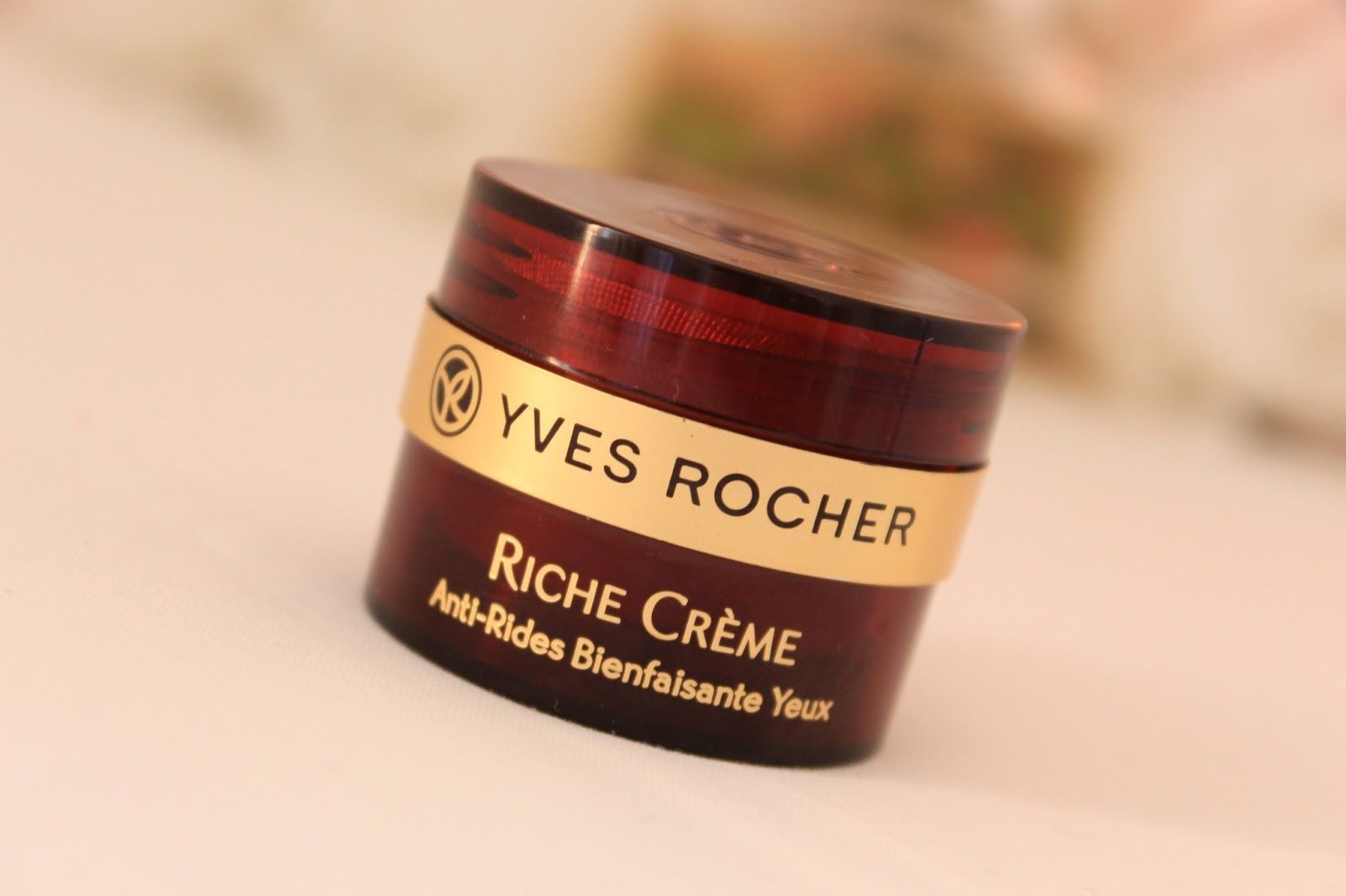 Lipgloss Amp Lashes Yves Rocher Riche Creme Eye Cream
